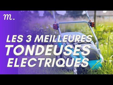 🥇TOP 3 TONDEUSES ELECTRIQUES (2021)