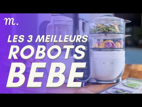 🥇TOP 3 ROBOTS BÉBÉ (2021)