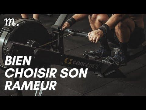 RAMEUR : Bien Choisir en 2021 🚣 (Guide d'Achat Rameur Musculation en 60s.) | Maisonae